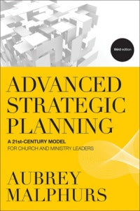 Advanced Strategic Planning, 3nd ed. - 9780801014550