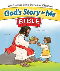 Bible Storybook God's Story For Me - 9780830748129