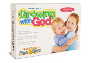 Growing With God Kit - 9780830755929