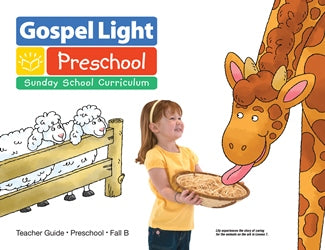 Preschool Teacher Guide - 9780830762637