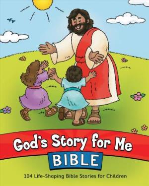 God's Story for Me Bible - 9780830772001