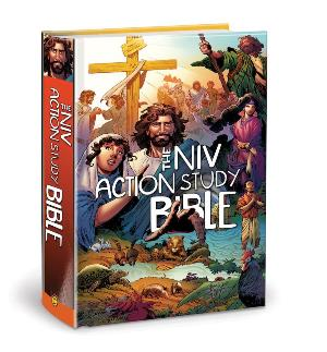 The NIV Action Study Bible - 9780830772544