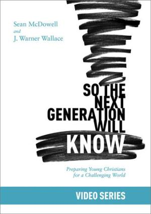 So the Next Generation Will Know DVD - 9780830776092