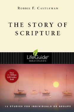 The Story of Scripture - 9780830831296