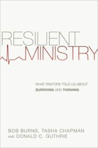 Resilient Ministry - 9780830841035