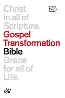 ESV Gospel Transformation Bible - 9781433537189