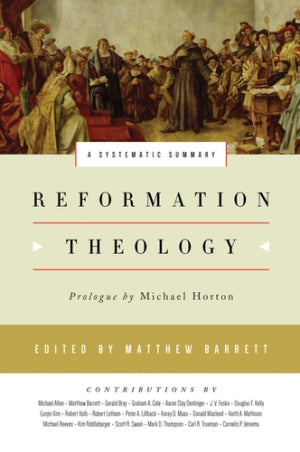 Reformation Theology - 9781433543289