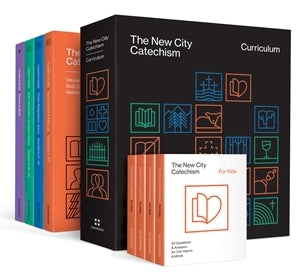 The New City Catechism Curriculum Kit - 9781433555114
