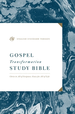 ESV Gospel Transformation Study Bible - 9781433563591