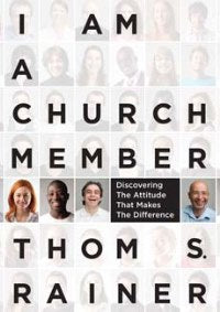 I Am a Church Member - 9781433679735