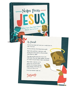 Notes From Jesus - 9781470750299