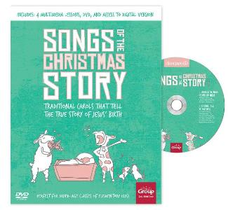 Songs of the Christmas Story - 9781470751302