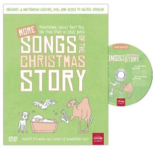 More Songs of the Christmas Story - 9781470755416