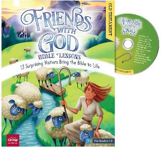 Friends with God Bible Lessons - Old Testament - 9781470760076