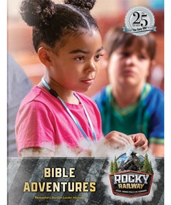 Bible Adventures Leader Manual - 9781470760489