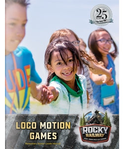 Loco Motion Games Leader Manual - 9781470760502