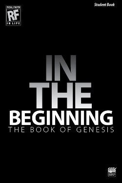 SR HIGH - In the Beginning Student Devotional - 9781594023583