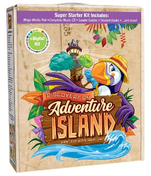 Discovery on Adventure Island Starter Plus Digital Kit - 9781791004477