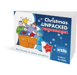 Christmas Unpacked - 9781873166888