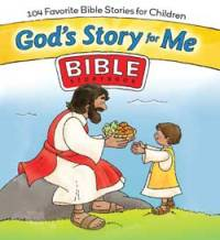 God's Story For Me Poster Pack #2 - 9780830752249