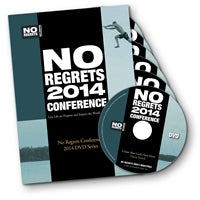 No Regrets Conference DVD 2014 - NRC2014