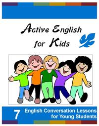 Active English for Kids with CD - AEFK