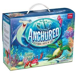 Anchored Weekend VBS Starter Kit - 1210000315168