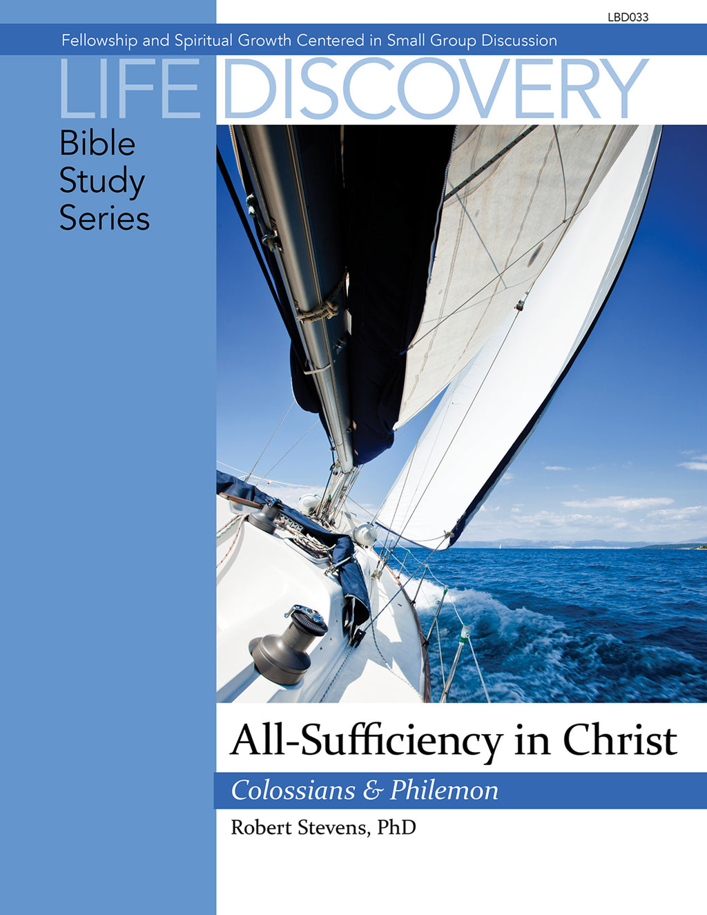 All-Sufficiency in Christ - Studies in Colossians & Philemon