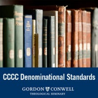 CCCC Denominational Standards - GCSEMLINK