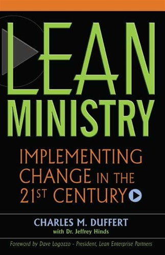 Lean Ministry - 9781889638966