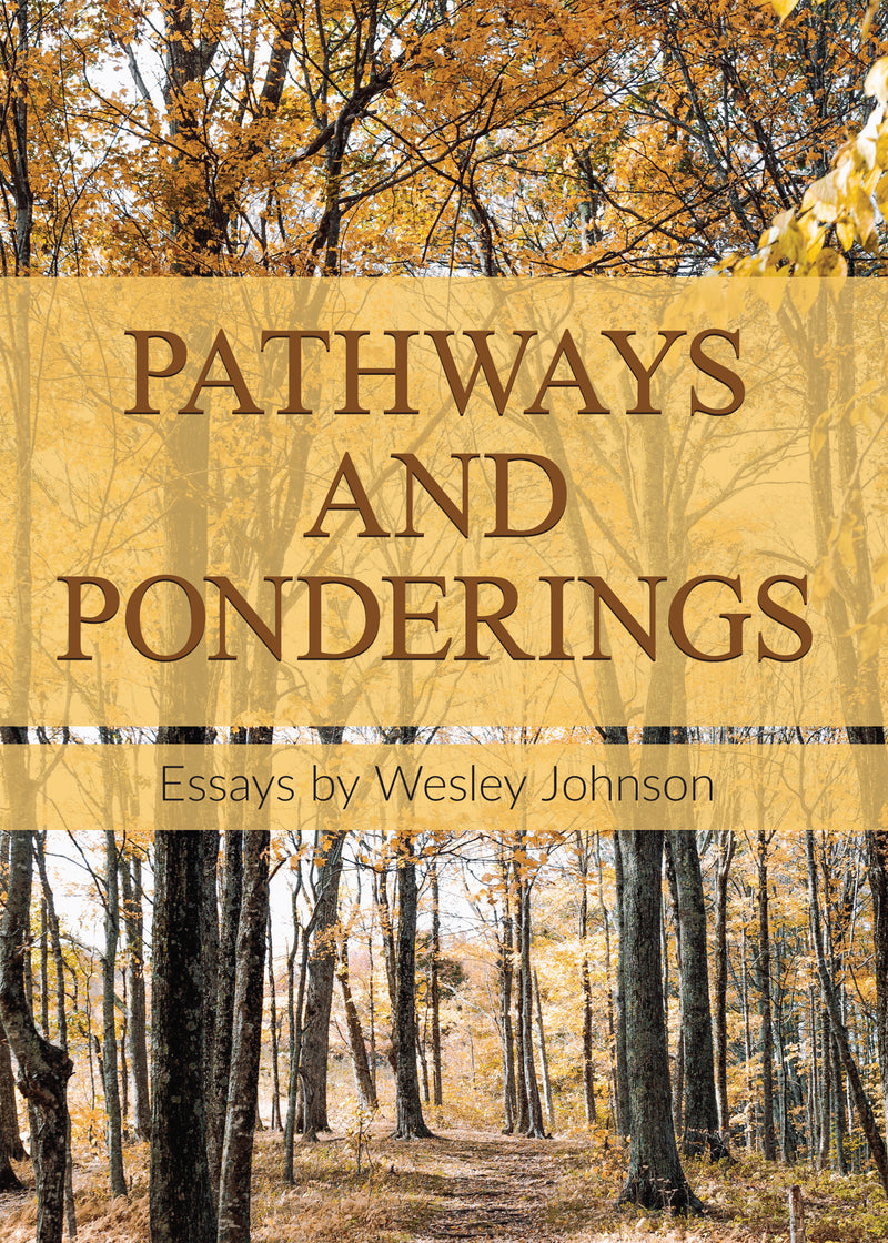 Pathways and Ponderings