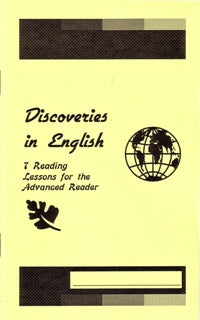 Discoveries in  English Advanced 7 Lesson SG - RGC309