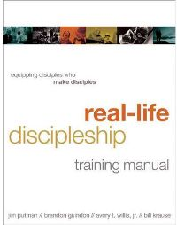 Real Life Discipleship Training Manual - 9781615215591