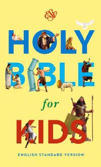 ESV Holy Bible for Kids - 9781433545207