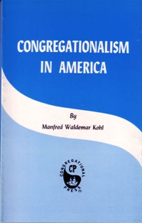 Congregationalism in America - CCCCUSA103