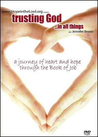 Trusting God In All Things - DVD - JOB101DVD