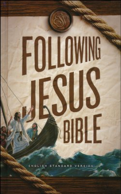 ESV Following Jesus Bible - 9781433545528