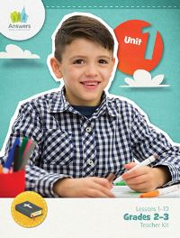 ABC2 Grades 2 & 3 Teacher Kit Unit 1 - 15-1-110