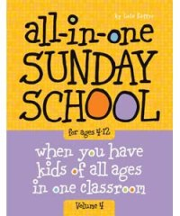 All in One Sunday School Vol.4 - 9780764449475