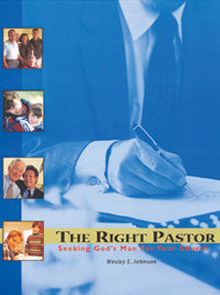 The Right Pastor with CD-ROM - 7100000122