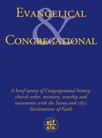 Evangelical & Congregational - 9781897856192