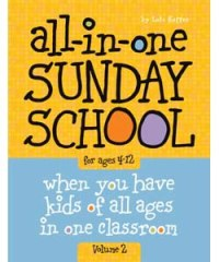All in One Sunday School Vol.2 - 9780764449451