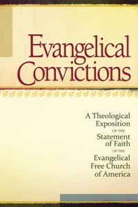 Evangelical Convictions - 9780911802481