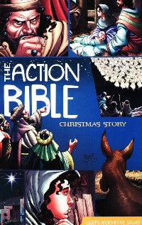 Action Bible Christmas -25 Pack - 9781434703019