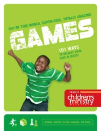 The Best of Children's Ministry Magazine: Games - 9780764434389