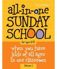 All in One Sunday School Vol.1 - 9780764449444