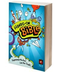 NLT Hands-On Bible - Softcover - 9781414337692