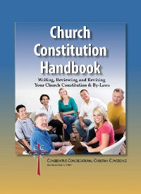 Church Constitution Handbook - 9780983645252