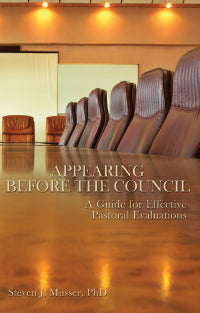 Appearing Before the Council - 9780911802955