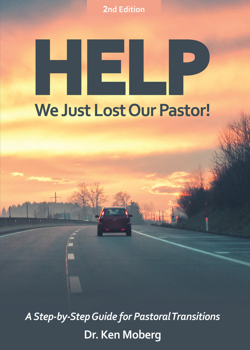 Help We Just Lost Our Pastor - 9780911802924
